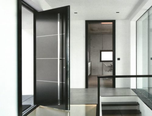 Werden Sie zum Haustür-Designer