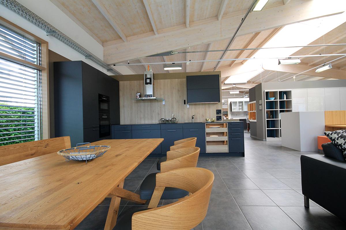 Innenansicht Küchenstudio 1
