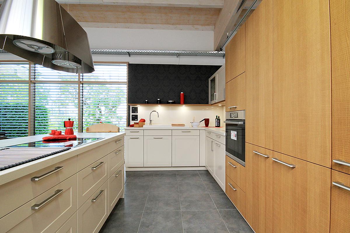 Innenansicht Küchenstudio 6