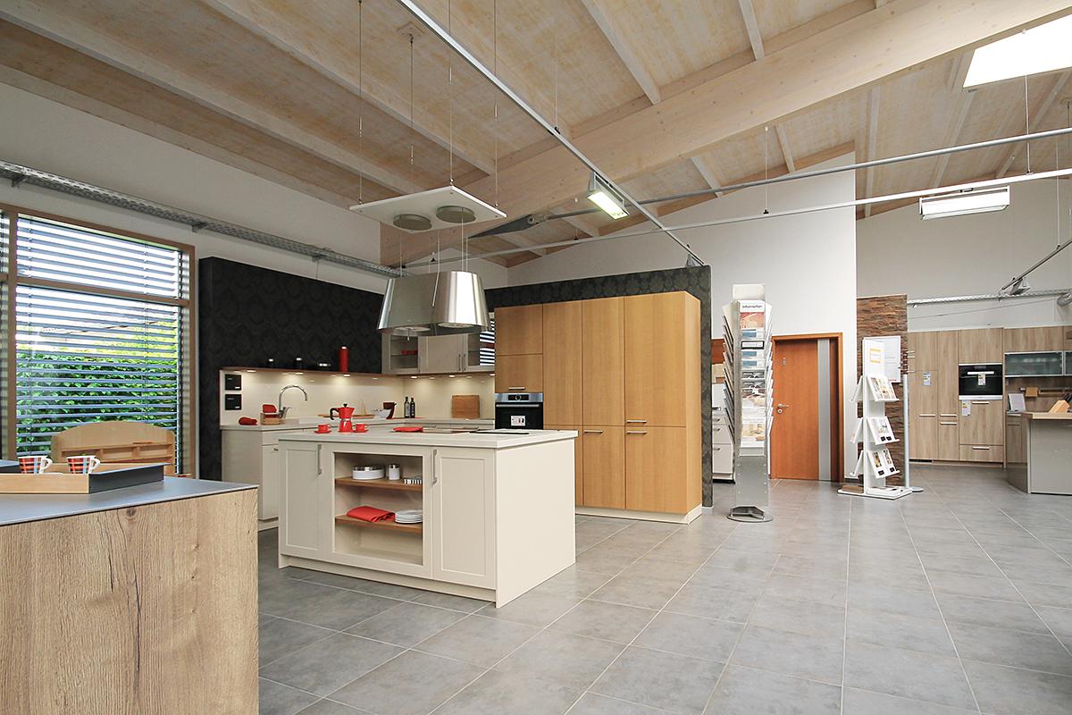 Innenansicht Küchenstudio 7