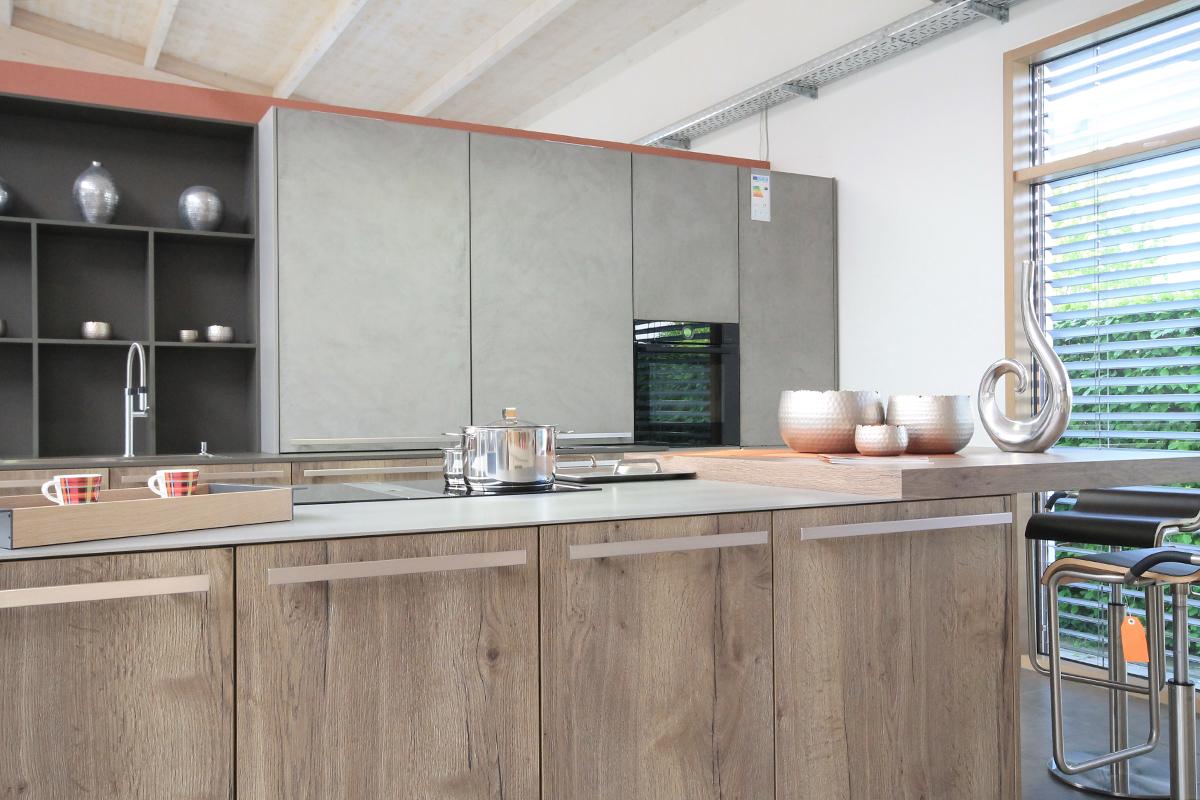 Innenansicht Küchenstudio 8
