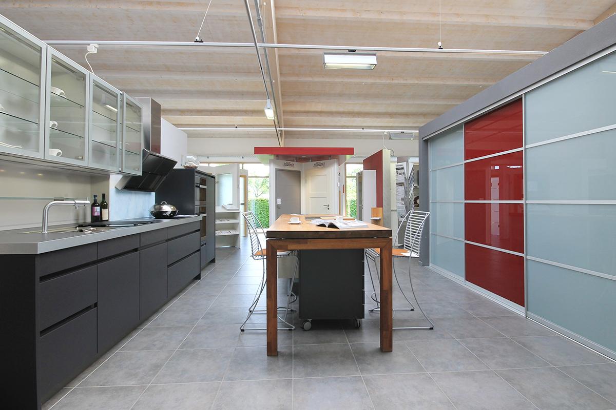 Innenansicht Küchenstudio 9